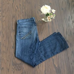 7 For All Mankind High Waist Bootcut Jeans SZ 32
